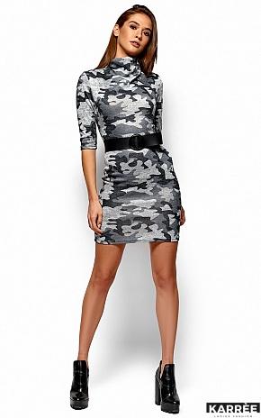 Платье Эдра, Хаки - фото 5