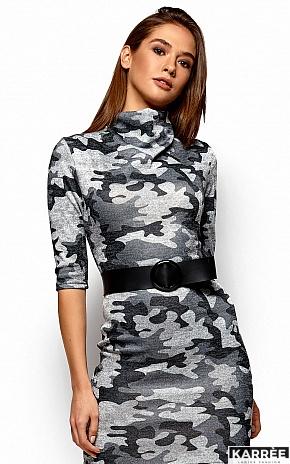 Платье Эдра, Хаки - фото 2