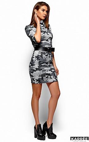 Платье Эдра, Хаки - фото 3