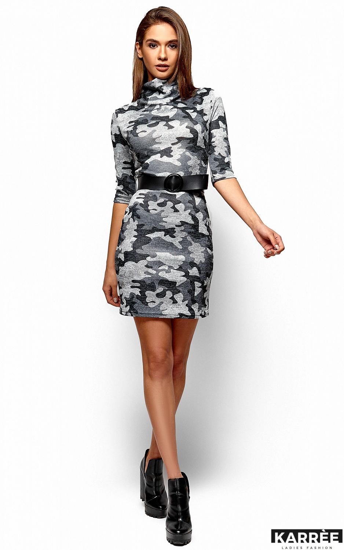 Платье Эдра, Хаки - фото 1