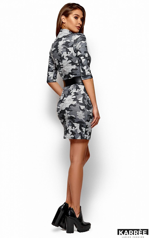 Платье Эдра, Хаки - фото 4