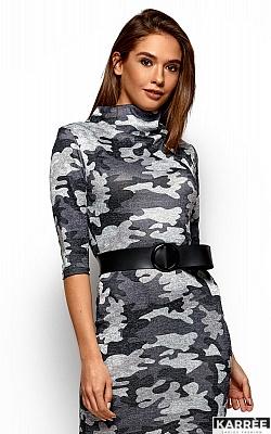 Платье Эдра, Серый