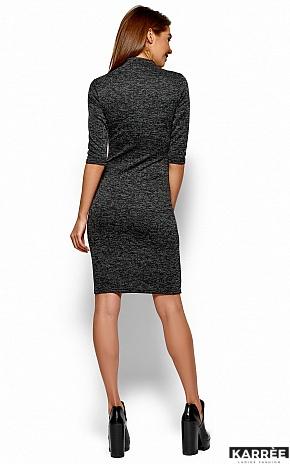 Платье Монтенегро, Черный - фото 3