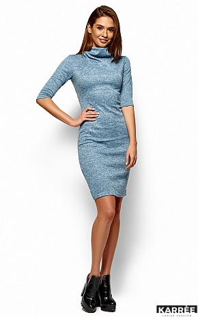 Платье Монтенегро, Голубой - фото 1