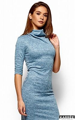 Платье Монтенегро, Голубой