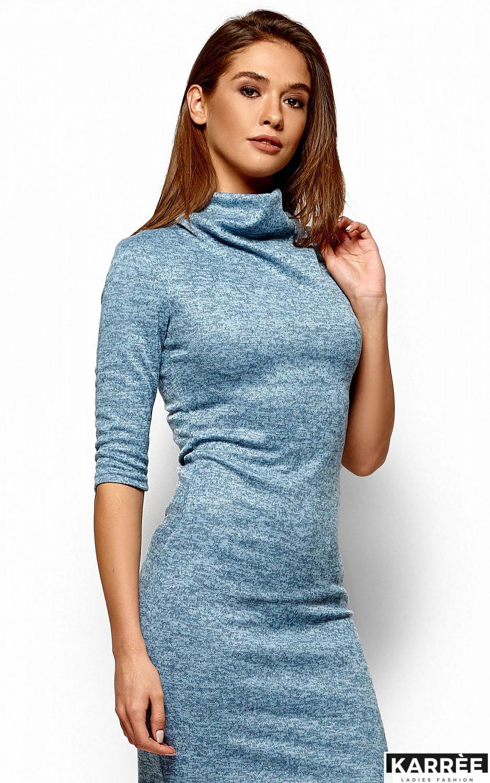 Платье Монтенегро, Голубой - фото 2