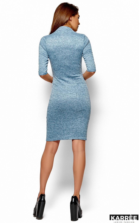 Платье Монтенегро, Голубой - фото 3