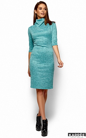 Платье Монтенегро, Бирюза - фото 1