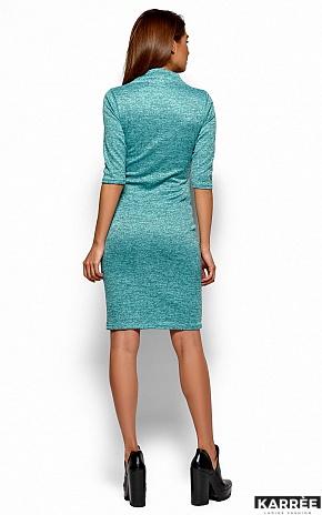 Платье Монтенегро, Бирюза - фото 3