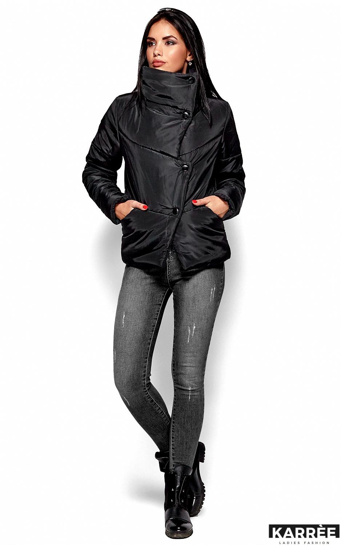 Куртка Стелла, Черный - фото 1