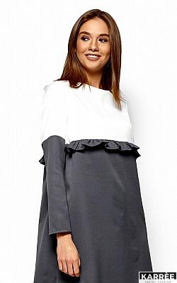 Платье Ванесса, Серый