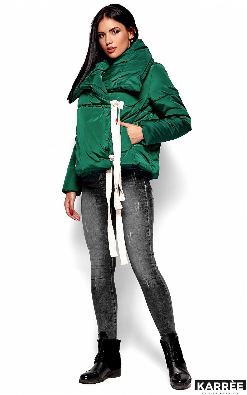 Куртка Селеста, Зеленый - фото 5