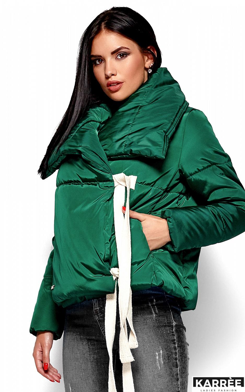 Куртка Селеста, Зеленый - фото 2