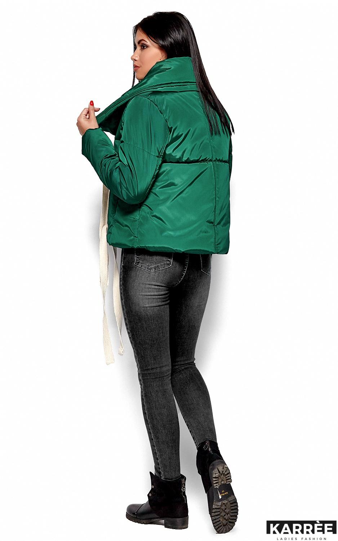 Куртка Селеста, Зеленый - фото 3