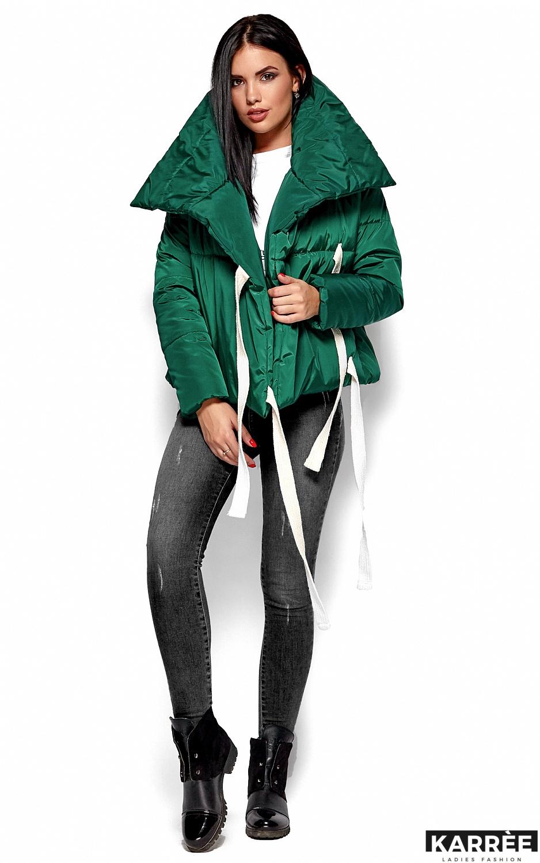 Куртка Селеста, Зеленый - фото 4