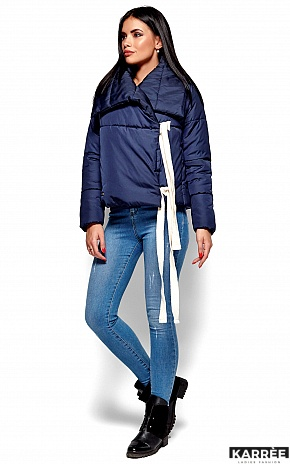 Куртка Селеста, Темно-синий - фото 1