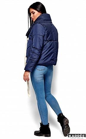 Куртка Селеста, Темно-синий - фото 3
