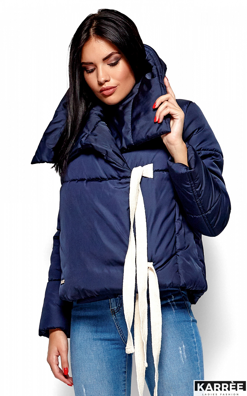 Куртка Селеста, Темно-синий - фото 2