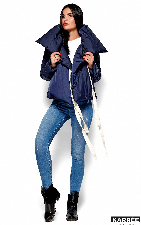 Куртка Селеста, Темно-синий - фото 5