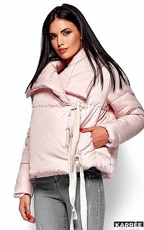 Куртка Селеста, Пудровый - фото 2