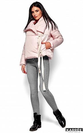 Куртка Селеста, Пудровый - фото 5