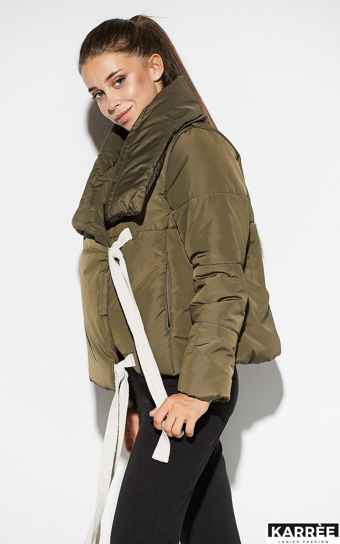 Куртка Селеста, Хаки - фото 3