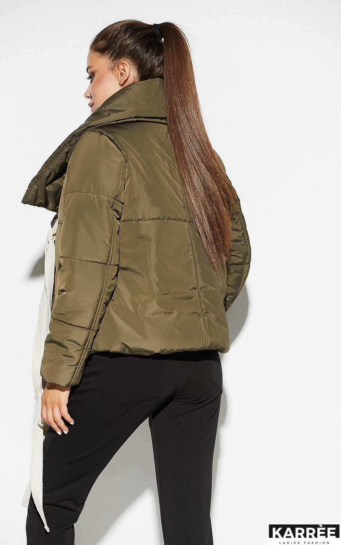 Куртка Селеста, Хаки - фото 4