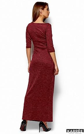 Платье Касандра, Бордо - фото 4