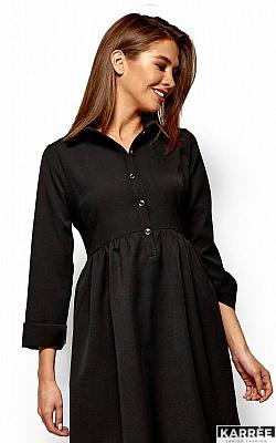 Платье Триша, Черный