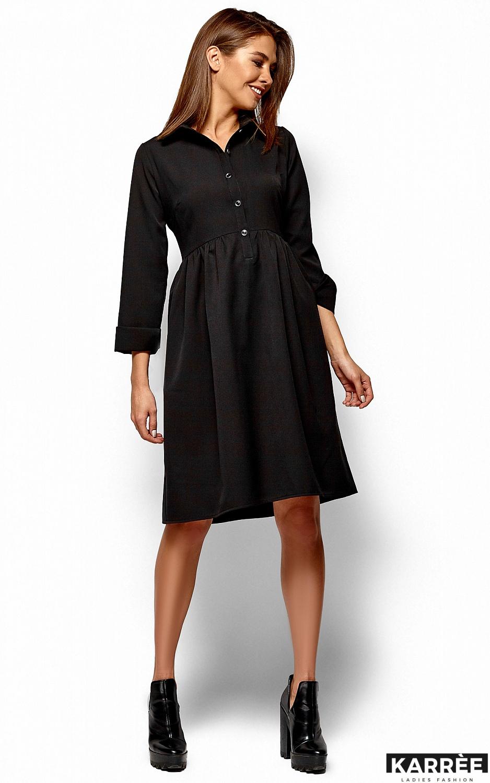 Платье Триша, Черный - фото 5