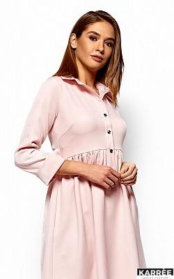 Платье Триша, Пудровый