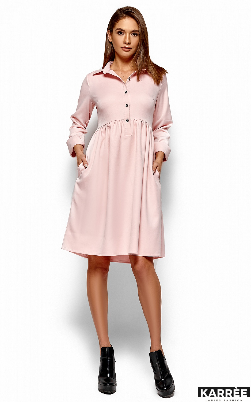 Платье Триша, Пудровый - фото 3