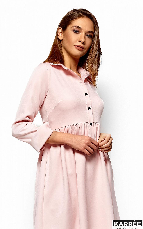 Платье Триша, Пудровый - фото 2