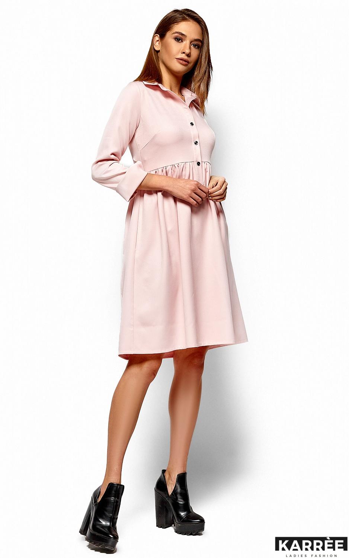 Платье Триша, Пудровый - фото 5