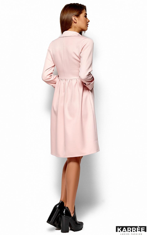 Платье Триша, Пудровый - фото 4