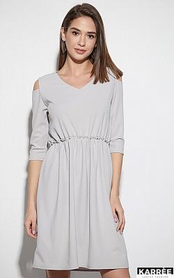 Платье Злата, Светло-серый