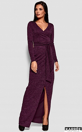 Платье Карла, Фиолетовый - фото 1