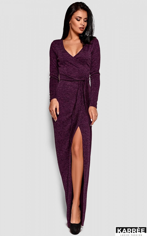 Платье Карла, Фиолетовый - фото 2