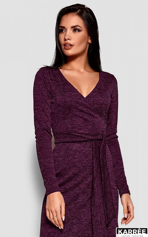 Платье Карла, Фиолетовый - фото 3