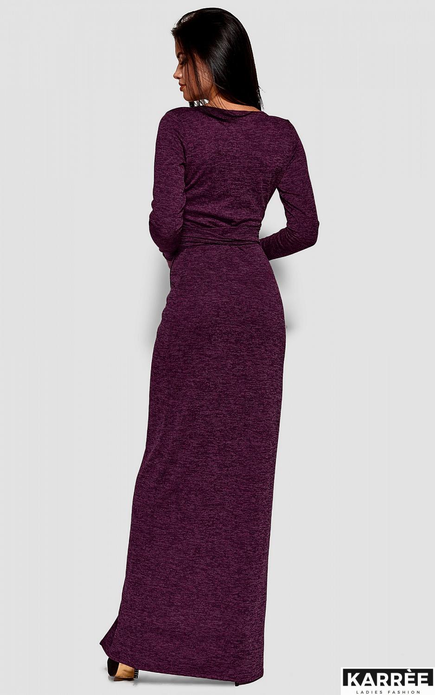 Платье Карла, Фиолетовый - фото 4
