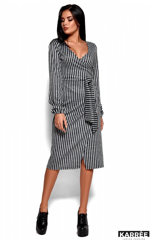Платье Мадди, Черный - фото 1