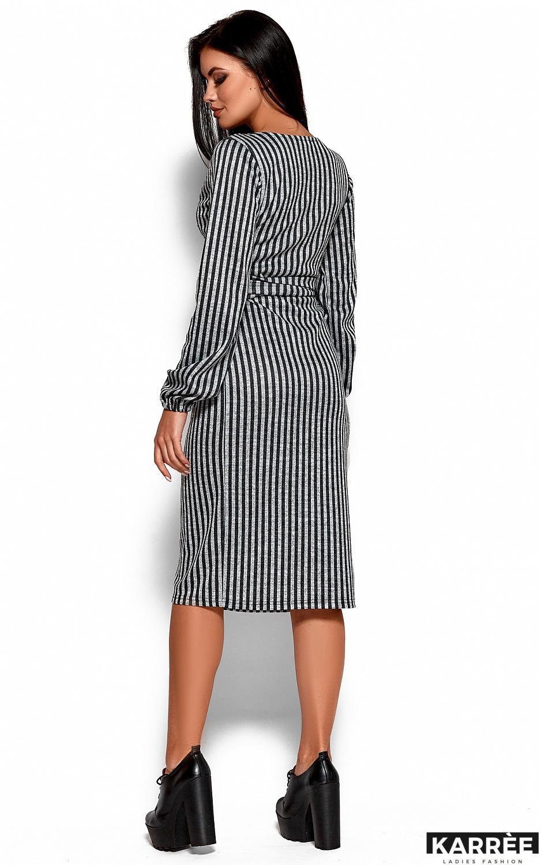 Платье Мадди, Черный - фото 3