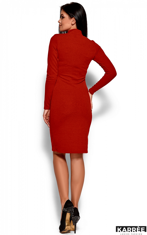 Платье Брюс, Красный - фото 3
