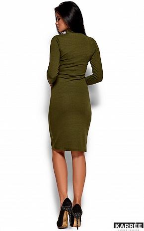Платье Брюс, Хаки - фото 3