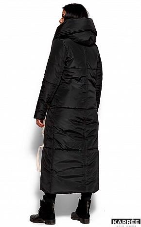Пальто Тейлор, Черный - фото 4