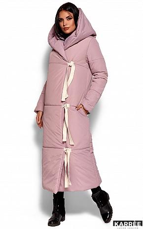 Пальто Тейлор, Пыльно-розовый - фото 4