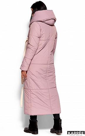 Пальто Тейлор, Пыльно-розовый - фото 3