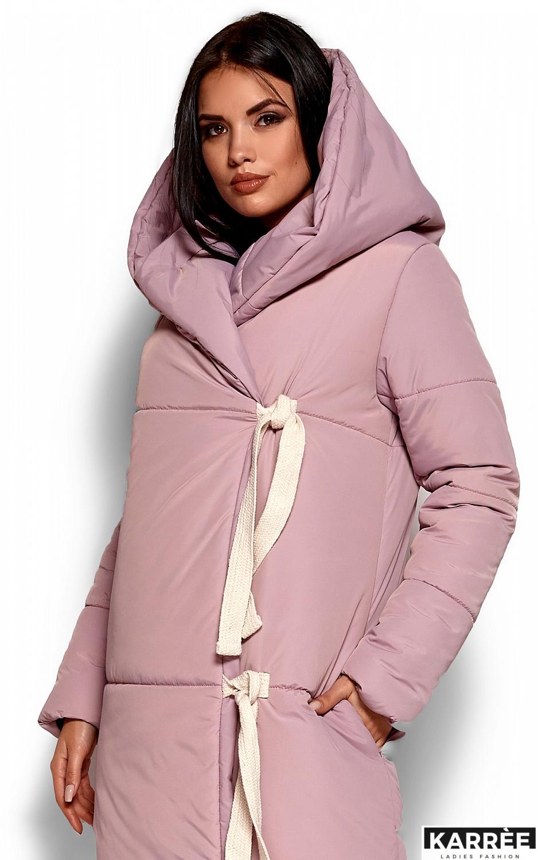 Пальто Тейлор, Пыльно-розовый - фото 2