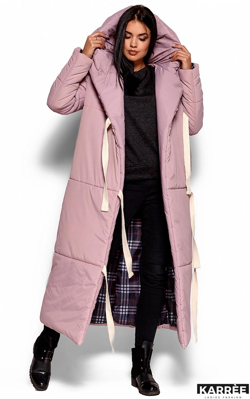 Пальто Тейлор, Пыльно-розовый - фото 1