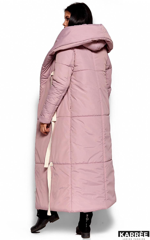 Пальто Тейлор, Пыльно-розовый - фото 5